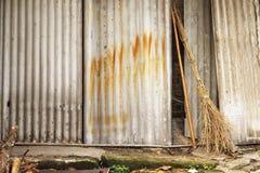 Balai Photographie stock