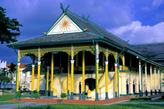 Balai Besar ή μεγάλη αίθουσα Στοκ Εικόνες