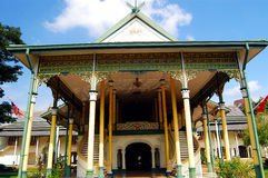 Balai Besar. Located near the town square of Alor Setar in Kedah, Malaysia. The Balai Besar was built in 1898 and is still used for royal ceremonies and some Stock Images