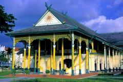 Balai Besar o gran pasillo Imagenes de archivo