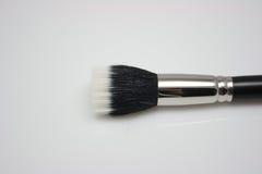 Balai facial de fibre Image libre de droits