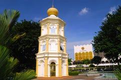 Balai Nobat, Alor Setar, Kedah,马来西亚。 库存图片