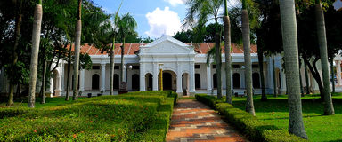 Balai Seni Negeri. Is located in the heart of Medan Budaya, Alor Setar. The architecture of  is very much influenced by Roman architecture Royalty Free Stock Images