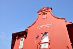 Balai Senilukis Melaka, Melaka Photos stock