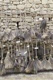 Balais de sorcières Photo stock