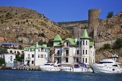 balaklava Crimea zdjęcie stock