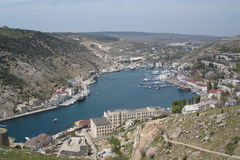 Balaklava zatoka Obrazy Royalty Free