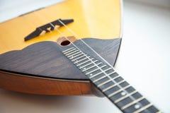 Balalaïka folklorique d'instrument de musique Photo stock