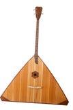 Balalaica baixa popular do instrumento Fotos de Stock Royalty Free
