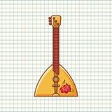 balalaika Instrument de musique folklorique russe Photos libres de droits