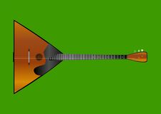 Balalaika. Royalty Free Stock Photos