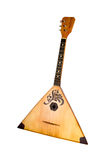 Balalaika wf Royalty Free Stock Photo