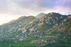 Balanç a montanha Foto de Stock