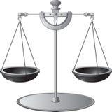 Balanço ilustração do vetor