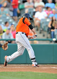 Balanço 2012 da massa do basebol do campeonato menor Imagens de Stock Royalty Free