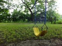 Balanço da serenidade Fotografia de Stock