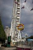 Balanço do ar paris Imagem de Stock