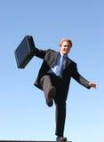 Balanço do negócio Imagens de Stock