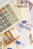 Balanço financeiro Imagens de Stock