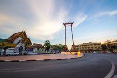 Balanço gigante Tailândia Fotos de Stock