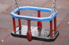 Balanço molhado da cor Imagens de Stock