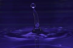 Balanço no azul Fotos de Stock Royalty Free