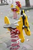 Balanços da mola Fotografia de Stock