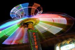 Balanços do carnaval fotografia de stock