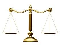 Balance Photo libre de droits
