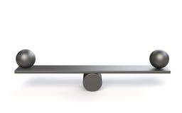 Balance. Stock Image