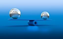 Balance Lizenzfreie Stockfotos