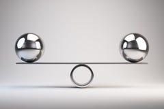 Balance lizenzfreie abbildung