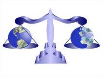 Balance vector illustration
