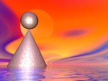 Balance 7 Fotografía de archivo