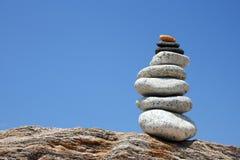 In balance Stock Photo