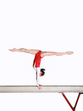 Balance beam Stock Photography
