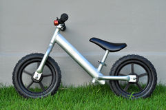 Balance bicycle Royalty Free Stock Image