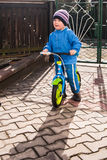 Balance bike Royalty Free Stock Image