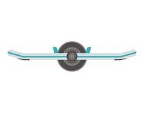 Balance Board Illustration Stock Photo