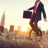 Balance Business Commuter Environmental Men Concept Stock Photos