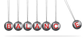 Balance concept Stock Images