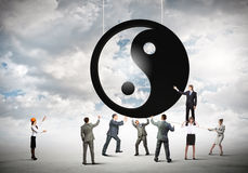 Balance concept Stock Photography