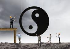 Balance concept Royalty Free Stock Photo