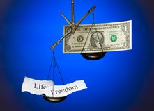 Balance conception Royalty Free Stock Image