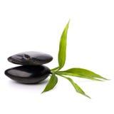 Balance de los guijarros del zen. foto de archivo libre de regalías