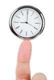 Balance del tiempo Imágenes de archivo libres de regalías
