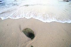 Balance e acene no senador praia Phuket do Ao Fotografia de Stock