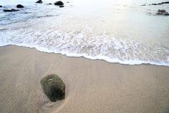 Balance e acene no senador praia Phuket do Ao Fotos de Stock