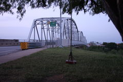 Balance em Llano Texas Fotografia de Stock