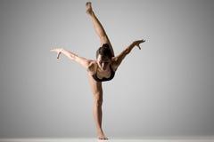 Balance exercises Royalty Free Stock Photography